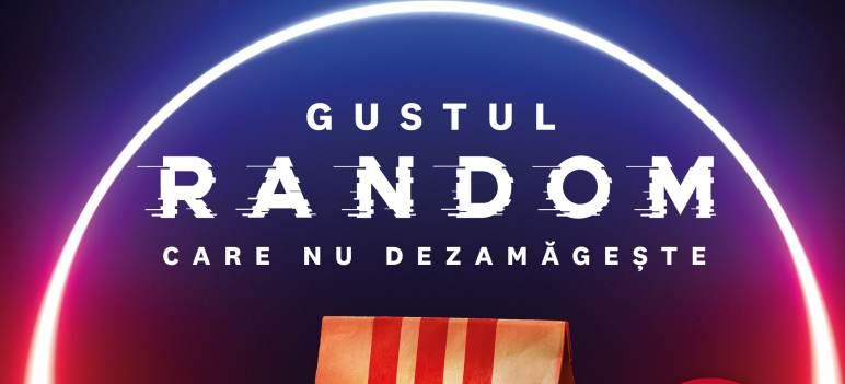 Campania CEVA RANDOM printr-un nou serial #pebune marca KFC Social Entertainment Channel