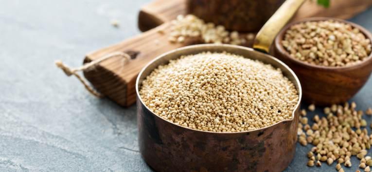 Hrișca și Quinoa - 2 alimente excelente ce nu conțin gluten