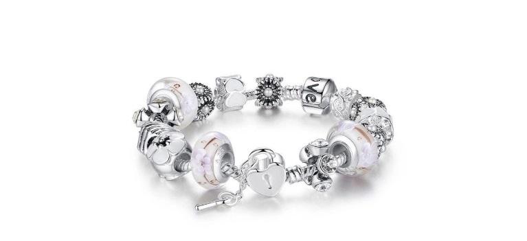 Brățări Pandora: 5 modele de bijuterii prețioase