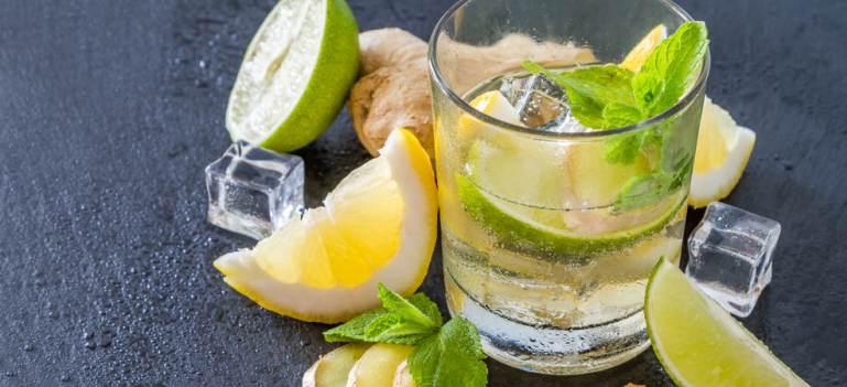 5 rețete delicioase de limonadă
