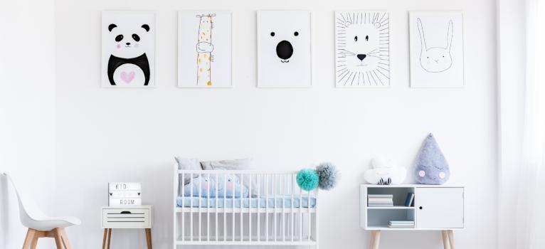 Postere pentru camera copilului