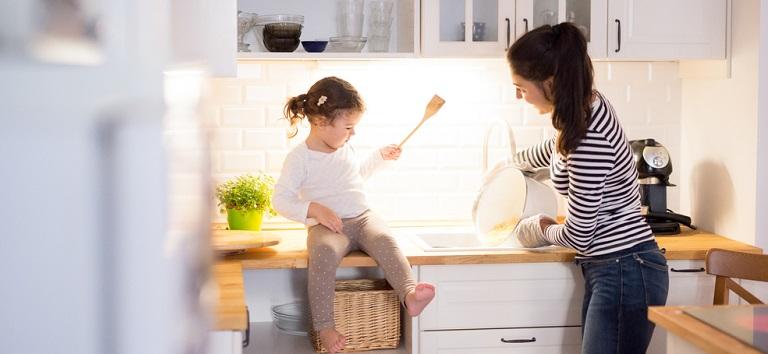 Cum amenajezi si utilezi o bucatarie mica astfel incat sa fie complet functionala