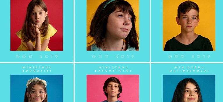 Guvernul Copiilor - primul film documentar 3D românesc