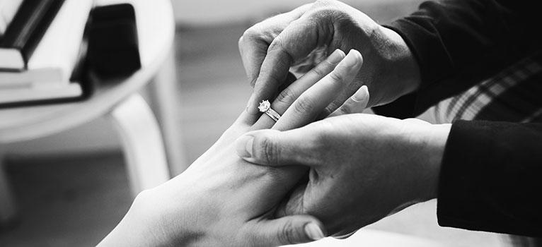 Idei inedite de cerere în căsătorie