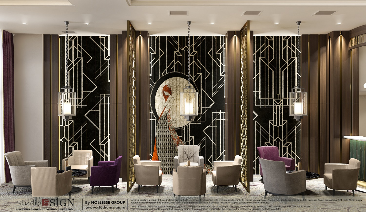 """inSIGN by Noblesse Group International a fost desemnat """"Best Interior Design Studio in Romania"""""""