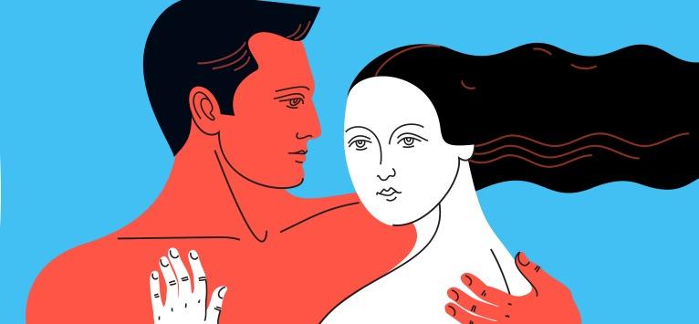 ȘTIINȚA DEMONSTREAZĂ: Când iubiții se ating, inimile și respirațiile lor intră în sintonie, iar durerea dispare