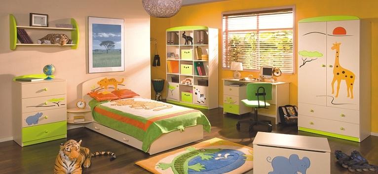 Cum să amenajezi dormitorul copilului