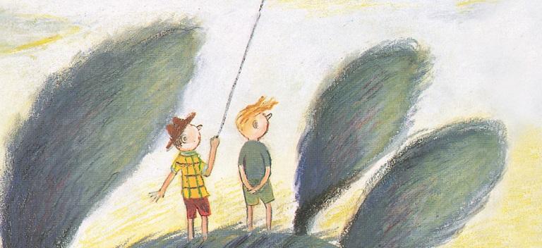 'Poţi să fluieri, Johanna', o carte curajoasă despre preţuirea vieţii