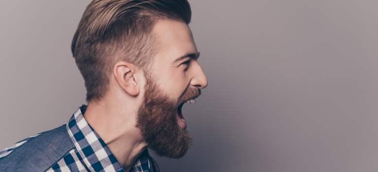 Confesiunea unui barbat cu personalitate autodistructiva