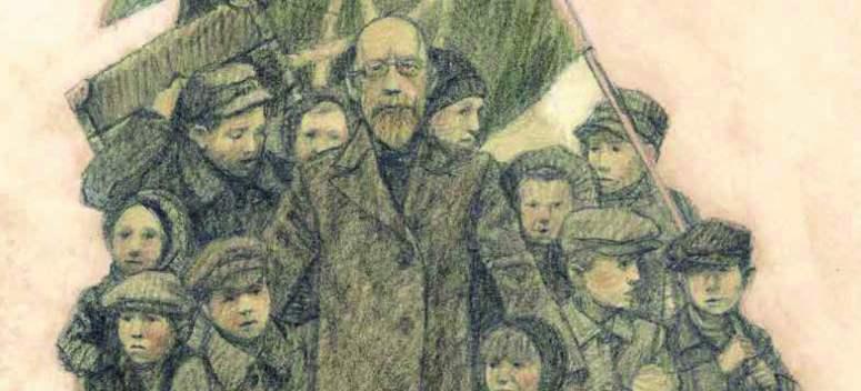 'Ultima călătorie. Doctorul Korczak și copiii săi - o carte puternică despre respectul faţă de copilărie