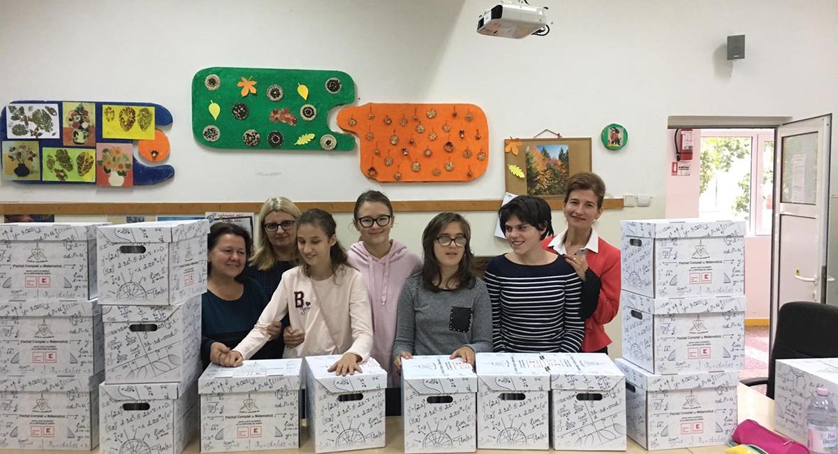 Seturi matematice gratuite pentru copiii nevazatori si cu deficiente de vedere