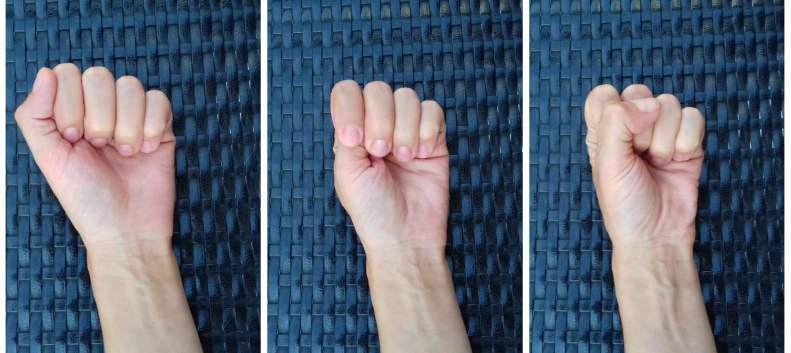 Testul 'Inchide pumnul': ce spune despre personalitatea ta modul in care iti strangi pumnul