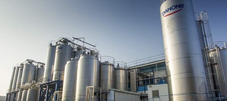 Danone a deschis portile fabricii din Bucuresti celor care au dorit sa vada cum se produce iaurtul