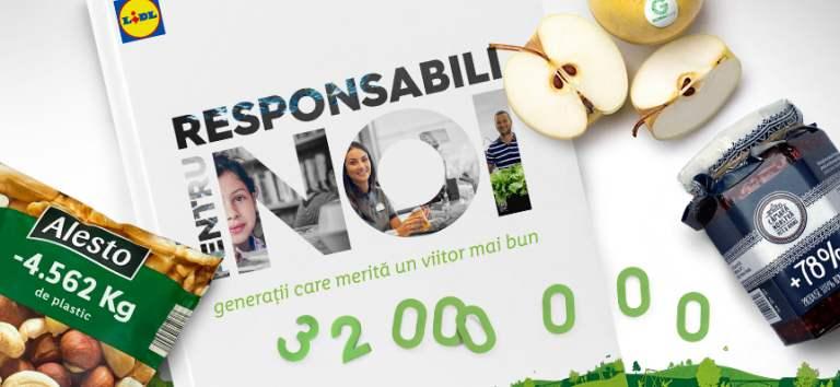 Sortimentul BIO in crestere: peste 170 de produse alimentare si cosmetice certificate ecologic, pe rafturile magazinelor Lidl