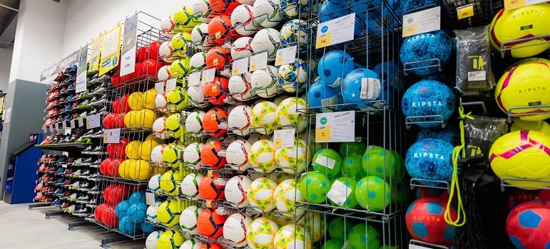 Decathlon a deschis primul magazin din Targoviste, astfel reteaua nationala a ajuns la 27 de unitati de vanzare