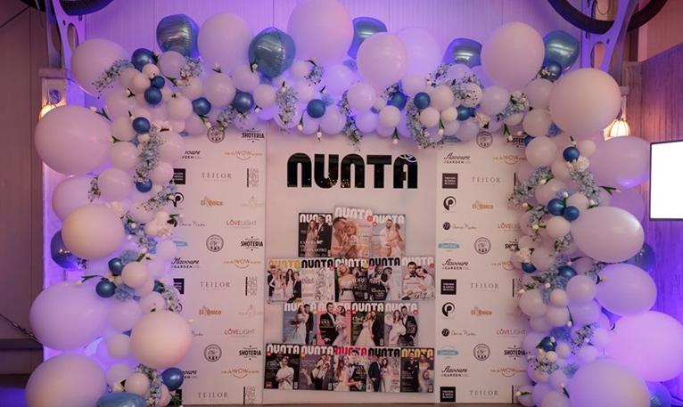 Revista Nunta a sărbătorit 18 ediții premium la Wedding Fashion Philosophy