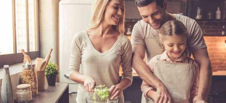6 lucruri de care să ții cont atunci când îți amenajezi bucătăria