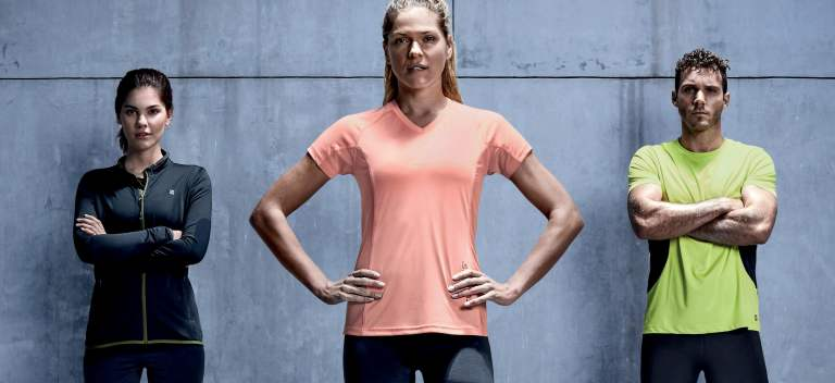 Kaufland lansează prima colecție de articole sportive 100% sustenabile