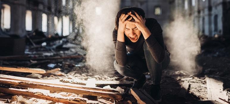 Trauma cea de toate zilele - cauze, strategii, metode de vindecare