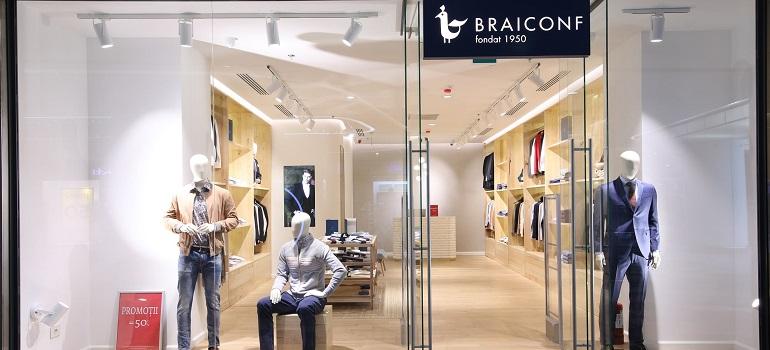 Brandul romanesc Brainconf a deschis un nou magazin in Bucuresti Mall-Vitan