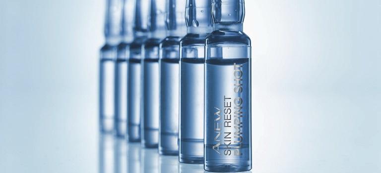 Avon lansează Anew Skin Reset, o noua gamă antirid