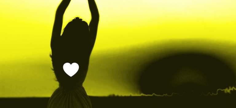 Frica provoacă boala, Iubirea o vindecă