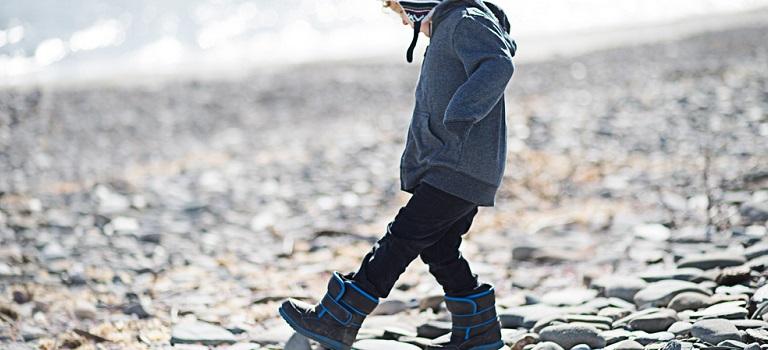 Ghete pentru copii: 6 perechi de încălțăminte pentru fetițe și băieți
