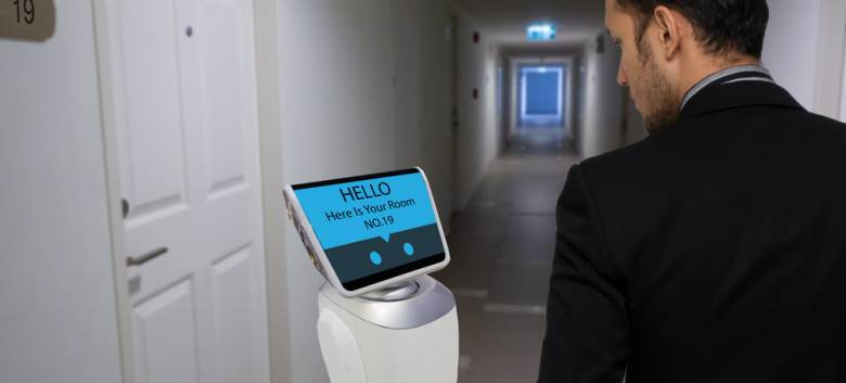 Hoteluri High Tech - hoteluri care își uimesc clienții prin tehnologia folosită