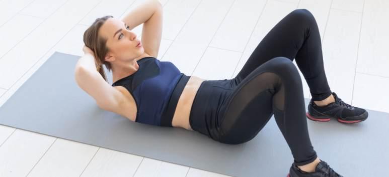 Exerciții benefice pentru zona lombară