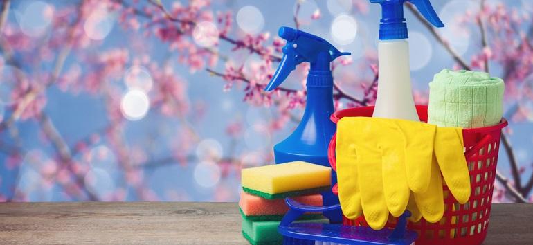 Cum să faci curățenia de primăvară într-un timp mai scurt