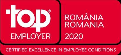 adidas România primește certificarea Top Employer 2020