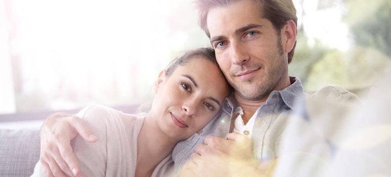 Declaratia de dragoste a unui cuplu la vreme de pandemie