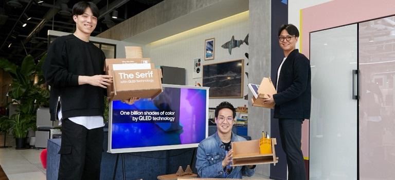 Povestea ambalajului ecologic - modul in care poti transforma ambalajele TV prin reutilizare