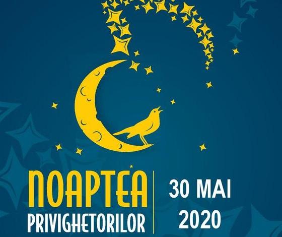 Noaptea Privighetorilor - ediția 2020