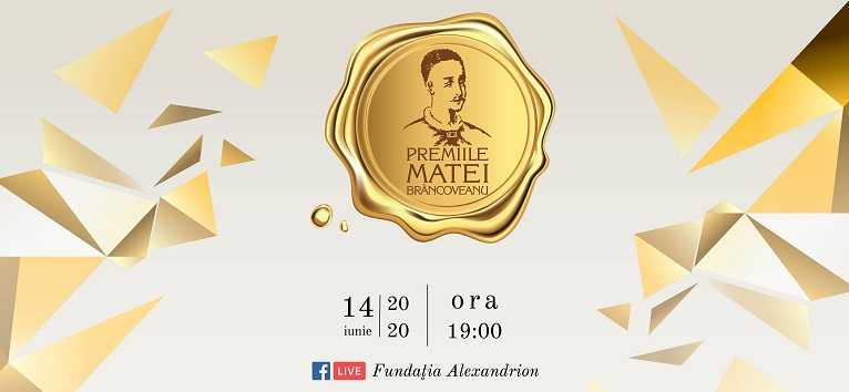 Gala Matei Brâcoveanu 2020:5 premii pentru tineri remarcabili