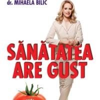 Dr. Mihaela Bilic lanseaza o carte de nutritie pentru intreaga familie