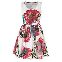 10 rochii cu model floral
