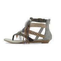 20 de modele de sandale fara toc
