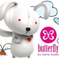 Colectia Butterfly by Carla Szabo creata exclusiv pentru Fashion Days