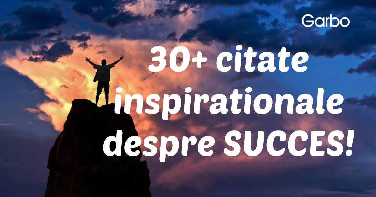 citate despre succes Citate inspirationale despre succesul in viata citate despre succes