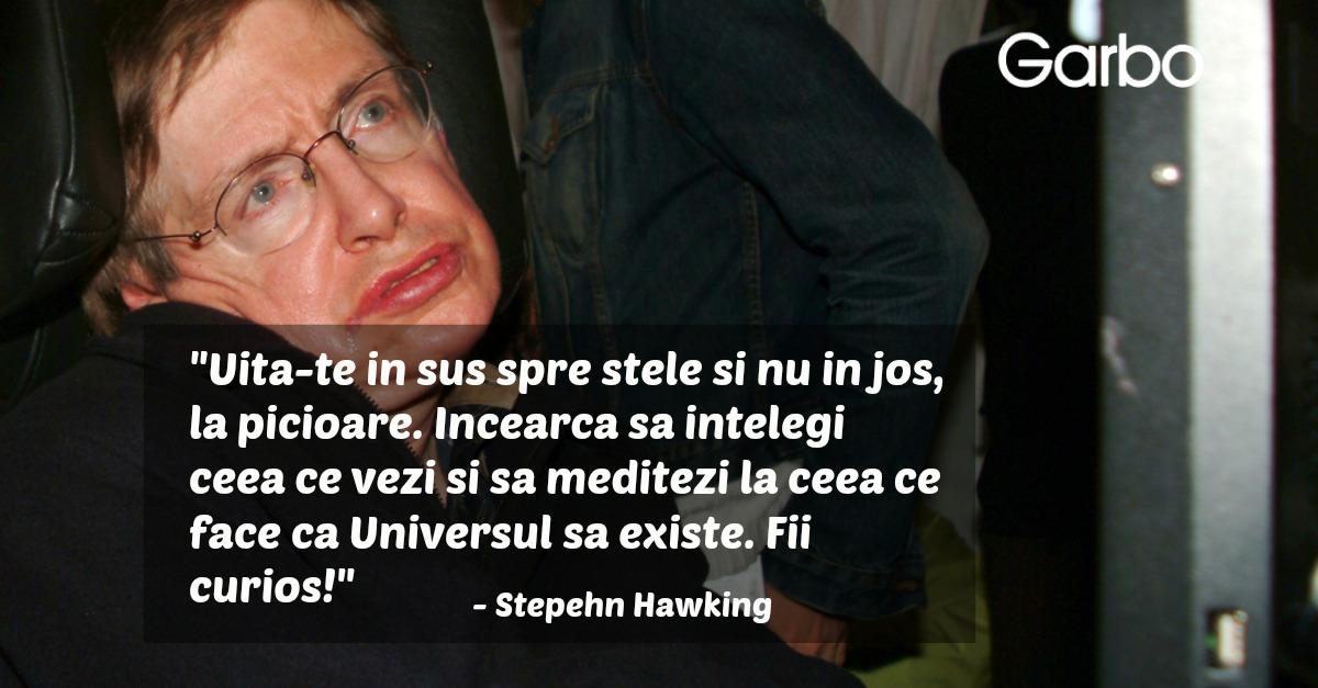stephen hawking citate Stephen Hawking:13 dintre cele mai importante citate ale marelui  stephen hawking citate