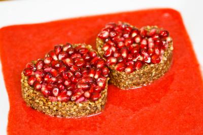 5 deserturi raw vegan pe care trebuie sa le incerci: Inimioare de canepa