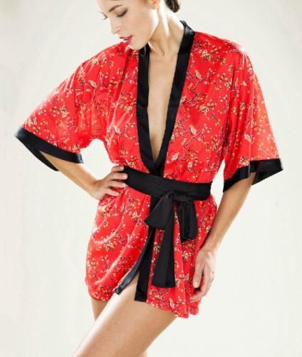 Chimono-ul - cel mai exotic si fascinant trend al verii 2013. Fii o gheisa seducatoare!: Chimono Classe Privee