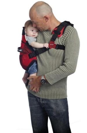 10 Marsupii potrivite tuturor parintilor: Marsupiu si pentru tatici