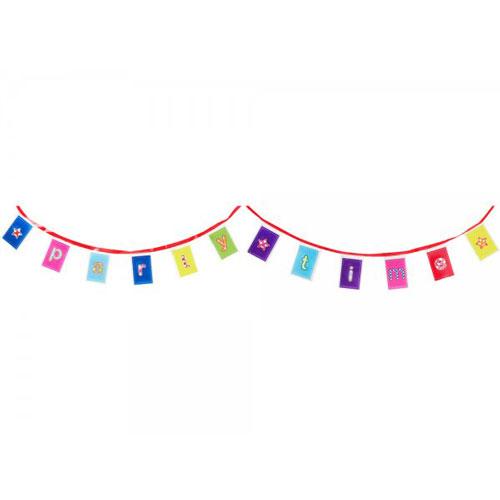 19 decoratiuni pentru dormitorul copilului: Ghirlanda