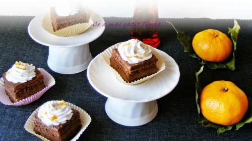 4 retete de prajituri cu portocale speciale pentru Craciun: Prajitura cu ciocolata si jeleu de portocale