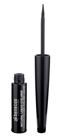 10 Cosmetice NATURALE: Chipul tau radiaza de sanatate!: Cosmetice naturale: Tus de ochi NATURAL BLACK