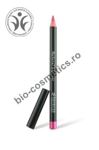 10 Cosmetice NATURALE: Chipul tau radiaza de sanatate!: Cosmetice naturale: Creion de buze NATURAL sensual pink
