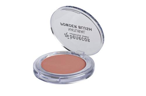 10 Cosmetice NATURALE: Chipul tau radiaza de sanatate!: Cosmetice naturale: Blush Sassy Salmon