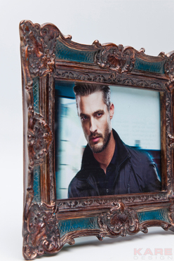 Shopping special: 16 rame foto pentru locuinta ta: Frame Blue Versailles 10x15cm